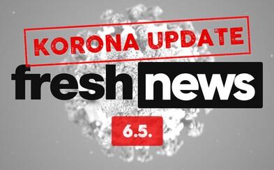 KORONA UPDATE: Dnes sme zažili prvé veľké uvoľňovanie opatrení. Prestížny svetový denník ocenil Slovensko aj Zlaticu Puškárovú