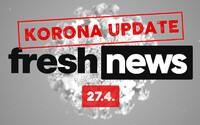KORONA UPDATE: Slovensko si drží výborné čísla. Taliani začali pomaly s uvoľňovaním opatrení