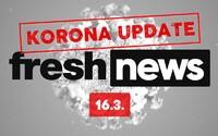KORONA UPDATE: V Česku potvrdili už troch vyliečených pacientov z koronavírusu