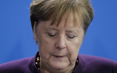 Koronavirus může zasáhnout až dvě třetiny našeho obyvatelstva, tvrdí německá kancléřka Merkel