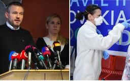 Koronavírus na Slovensku, sledujeme naživo. Vláda zakázala návštevy v nemocniciach, väzniciach aj domovoch sociálnych služieb