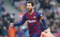 Koronavírus pripravil Messiho o 70 % platu. Aj napriek tomu zarobí 25 miliónov eur