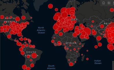 Koronavírus si už vyžiadal viac ako 10-tisíc obetí po celom svete. V Európe na COVID-19 zomrel väčší počet ľudí ako v Ázii
