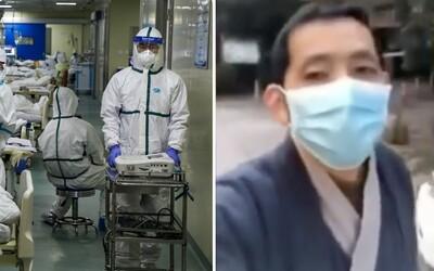 Koronavirus si vyžádal už přes 1 000 obětí. Čína začala zatýkat osoby, které šíří videa z místních nemocnic