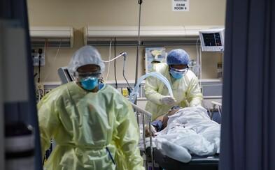 Koronavírus už zabil viac Američanov ako vojna vo Vietname