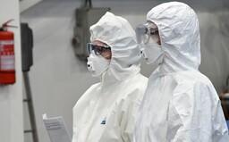 Koronavirus v Česku. Počet nakažených může ještě vzrůst, neexistují signály o epidemii
