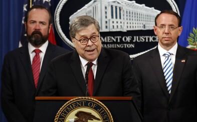 Koronavírusový lockdown je podľa amerického generálneho prokurátora najväčším zásahom do ľudských slobôd od čias otroctva