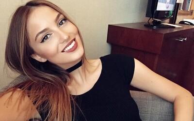 Korunka krásy pre najkrajšiu Slovenku patrí Kristíne Činčurovej!