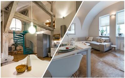 Košice triumfujú nad Bratislavou. Najkrajšie nehnuteľnosti na Airbnb z metropoly východu hravo schovajú do vrecka tie z hlavného mesta