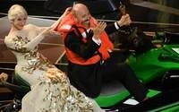 Kostýmový dizajnér si z Oscarov okrem zlatej sošky odniesol aj vodný skúter za 18-tisíc dolárov