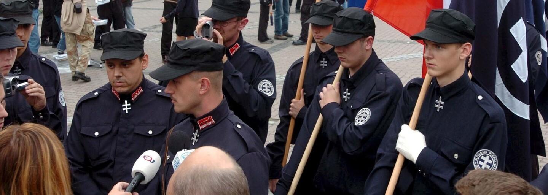 Marian Kotleba byl podle odborníka vždy neonacista, nyní to jen lépe skrývá. Jaké byly jeho začátky na politické scéně?