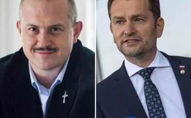Kotleba: ĽSNS vstup do výberovej komisie na nákup nových testov neodmieta