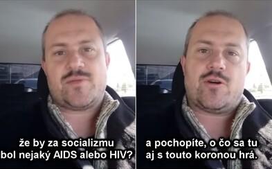 Kotleba zneužíva koronavírus na šírenie hoaxov a nenávisti voči EÚ, odvoláva sa aj na socializmus