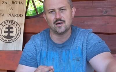 Kotlebovi zmazal YouTube konšpiračné video. Zľahčoval v ňom koronavírus a klamal o vdychovaní CO2