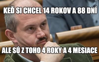 Kotlebu odsúdili na 4 roky a 4 mesiace vo väzení, meme stránky praskajú vo švíkoch: Ďateľ doďobal, Krupa je stále ticho