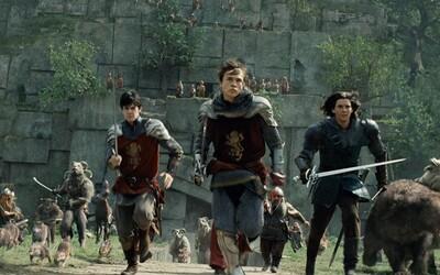 Kouzelná Narnie dostane pokračování! Čtveřici dětských hrdinů ale nahradí nová dvojice