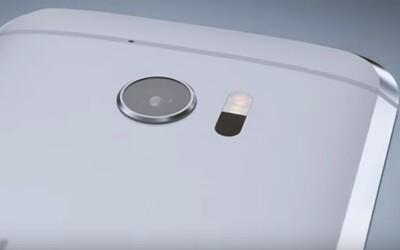 Kov a nový design. Očekávaný smartphone HTC One M10 předčasně odhalilo uniklé promo video