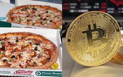 Krádež 850 tisíc Bitcoinů i pizza za 100 milionů dolarů. Svět kryptoměn skrývá mnoho zajímavostí, o kterých jsi možná nevěděl