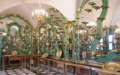 Krádež historickej zbierky v hodnote miliardy eur: Zlodeji vyrabovali drážďanskú klenotnicu