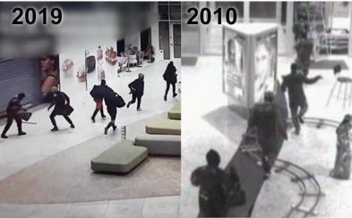 Kradli ako cez kopirák: Včerajšia krádež šperkov za 500-tisíc eur v Bory mall pripomína podobnú z roku 2010 v Auparku