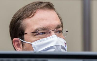Krajčí je slabý a nekompetentný minister zdravotníctva, kritizuje ho kolegyňa z vládnej koalície