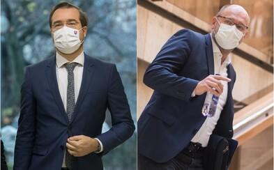 Krajčí potvrdil rokovanie o tvrdom lockdowne, Sulík opäť nakupuje milióny antigénových testov