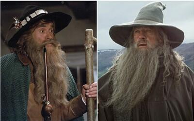 Krakonoš inspiroval Tolkiena pro tvorbu Gandalfa, říká polský historik