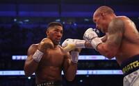 Kráľ boxu Anthony Joshua padol, Ukrajinec Usyk ho obral o 4 opasky