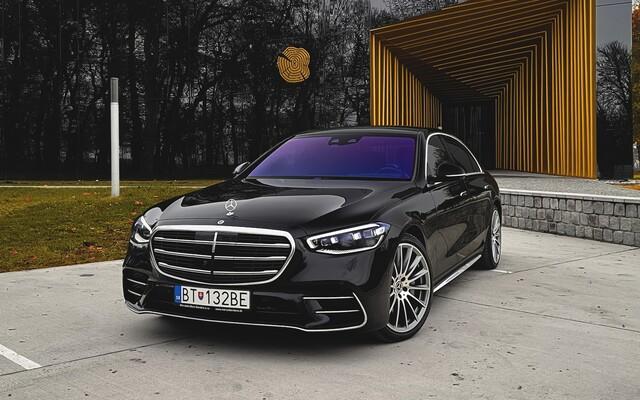 Král je jen jeden. Vyzkoušeli jsme nový Mercedes-Benz třídy S za téměř 5 milionů korun