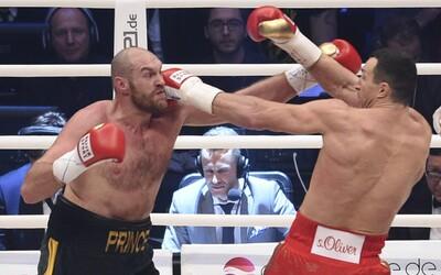 Král je zpět: 10 nejlepších zápasů Tysona Furyho