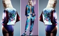Královna digitálních printů, Mary Katrantzou s druhou kolekcí adidas Originals