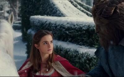 Kráska a zvíře přitáhla davy do kinosálů a za první víkend tak vydělala enormních 350 milionů (Box Office)