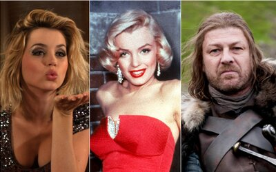 Kráska Ana de Armas si zahrá Marilyn Monroe a Sean Bean spomína na Game of Thrones