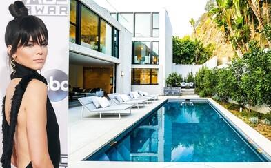 Kráska Kendall Jenner si koupila nový dům. Nahlédněte s námi do luxusního sídla v závratné hodnotě