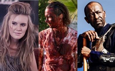 Kráska Maggie Grace posilní štvrtú sériu Fear the Walking Dead. Po potvrdení postavy Morgana je tak zombie seriál razom lákavejší