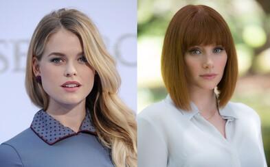 Krásky Alice Eve a Bryce Dallas Howard sa objavia v epizóde seriálu Black Mirror, ktorú zrežíruje Joe Wright