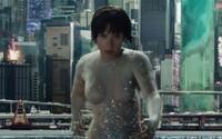 Krásna a nebezpečná Scarlett Johansson hviezdi v akčnej upútavke pre sci-fi Ghost in the Shell