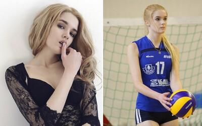 Krásna blondínka Alisa profesionálne hráva volejbal, ale stíha aj modelingovú kariéru. Jej fotogenický vzhľad očaril už nejedného muža