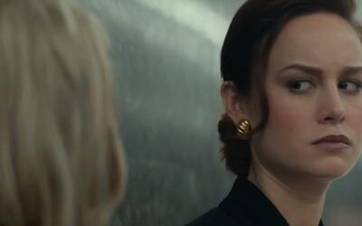 Krásna Brie Larson sa vyrovnáva s náročným detstvom pod dohľadom alkoholického otca a nezodpovednej matky