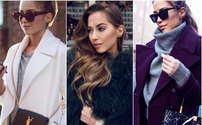 Krásná švédská blogerka Kenza ti poradí, jak na kabáty aneb kousky, které ti v šatníku rozhodně nesmí chybět