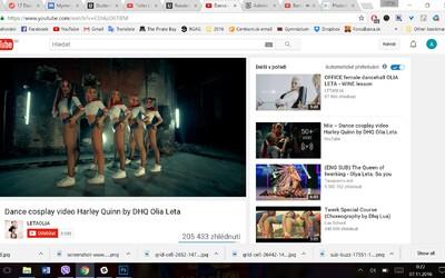 Krásne Rusky vedia, že tohto roku letia kostýmy Harley Quinn a v novom videu twerkujú v rámci zvodnej choreografie