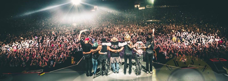 Krásnej Slovenke sa naskytla príležitosť, ktorá prichádza raz za život. Ako sa dostala na pódiá rockerov Aerosmith či Guns N' Roses? (Rozhovor)