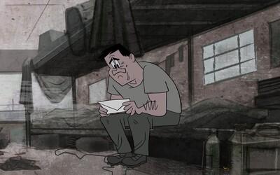 Krátky emotívny film o vojakovi, ktorý ako jediný prežil výbuch auta svojho tímu