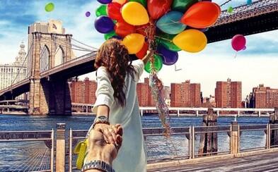 Kreatívne cestovanie zamilovaného páru po celom svete má ďalšie pokračovanie