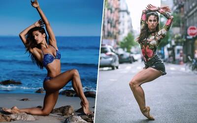 Kreativní balerína pobláznila sociální sítě. Kylie tě přesvědčí o tom, že balet má místo všude