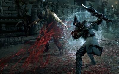Krev, monstra a zase krev. Sleduj úvodních 18 minut gameplaye nekompromisního Bloodborne