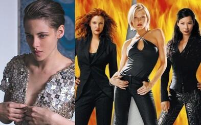 Kristen Stewart sa možno stane tajnou agentkou. Štúdio Sony ju chce obsadiť do rebootu Charlieho anjelov