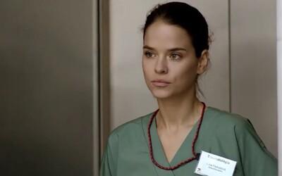 Kristína Svarinská je zdravotná sestrička. Nový slovenský seriál z nemocničného prostredia si posvieti nielen na naše zdravotníctvo