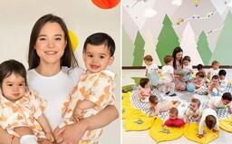 Kristina z Gruzie má ve 23 letech již 21 dětí. Jen za chůvy s manželem milionářem ročně utratí 2 miliony korun