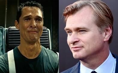 Kritici si myslia, že Nolanove filmy postrádajú emócie. Ako to ale vidí samotný režisér?